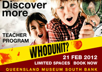 Discover More - Whodunit?